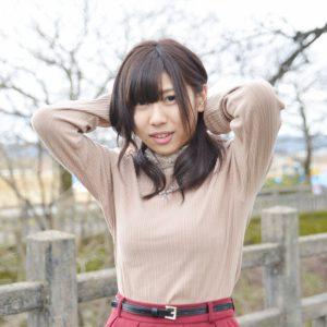 モデル:Leyna 撮影:シロモデスタッフ