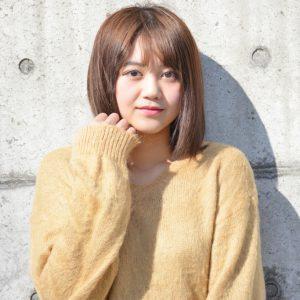 モデル:Yuka 撮影:シロモデスタッフ