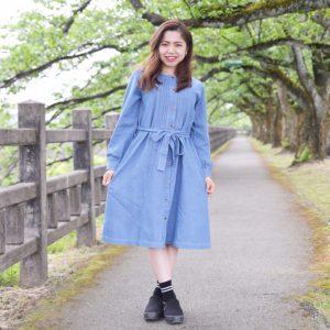 モデル:F.Yuka 撮影:シロモデスタッフ