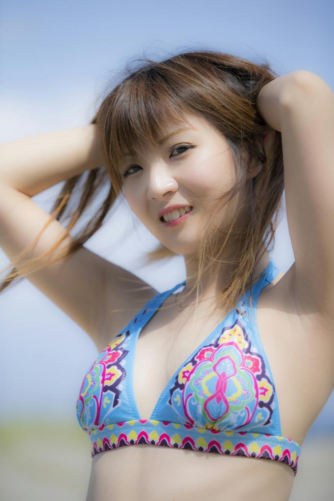 モデル:Mutsumi 撮影:よしお