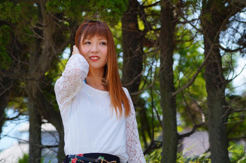 モデル:Mutsumi 撮影:かたつむり