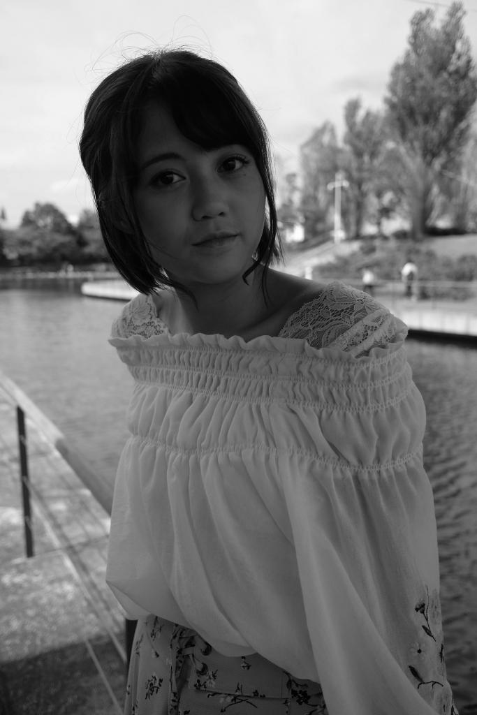モデル:Yuka 撮影:ぽんたくん