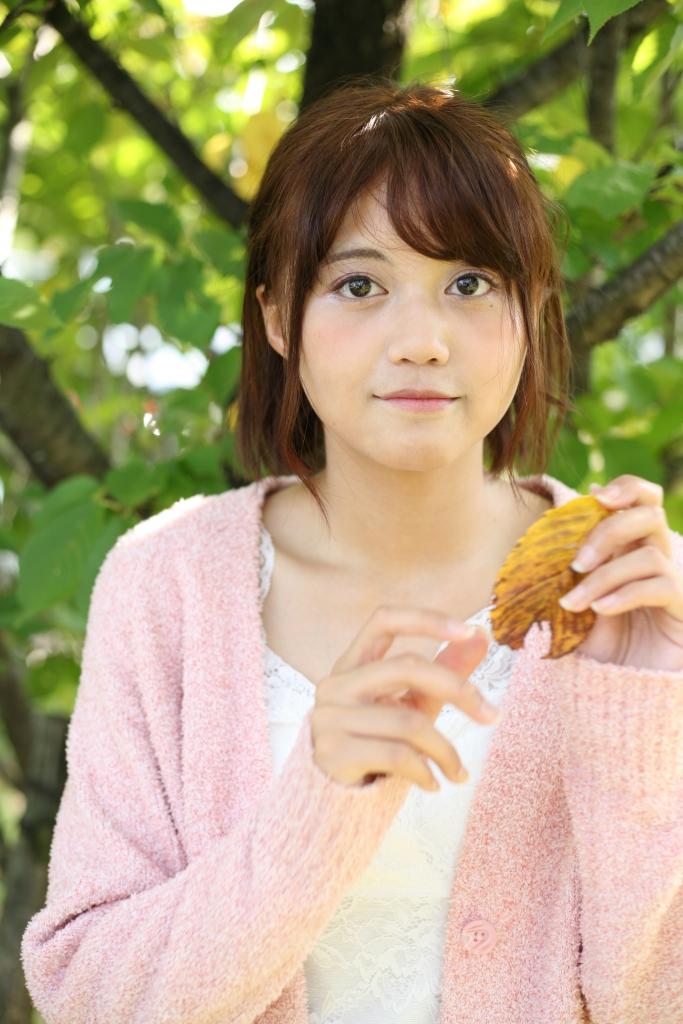 モデル:Yuka 撮影:クンベ