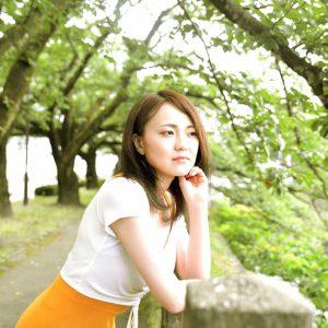 モデル:Satsuki 撮影:シロモデスタッフ