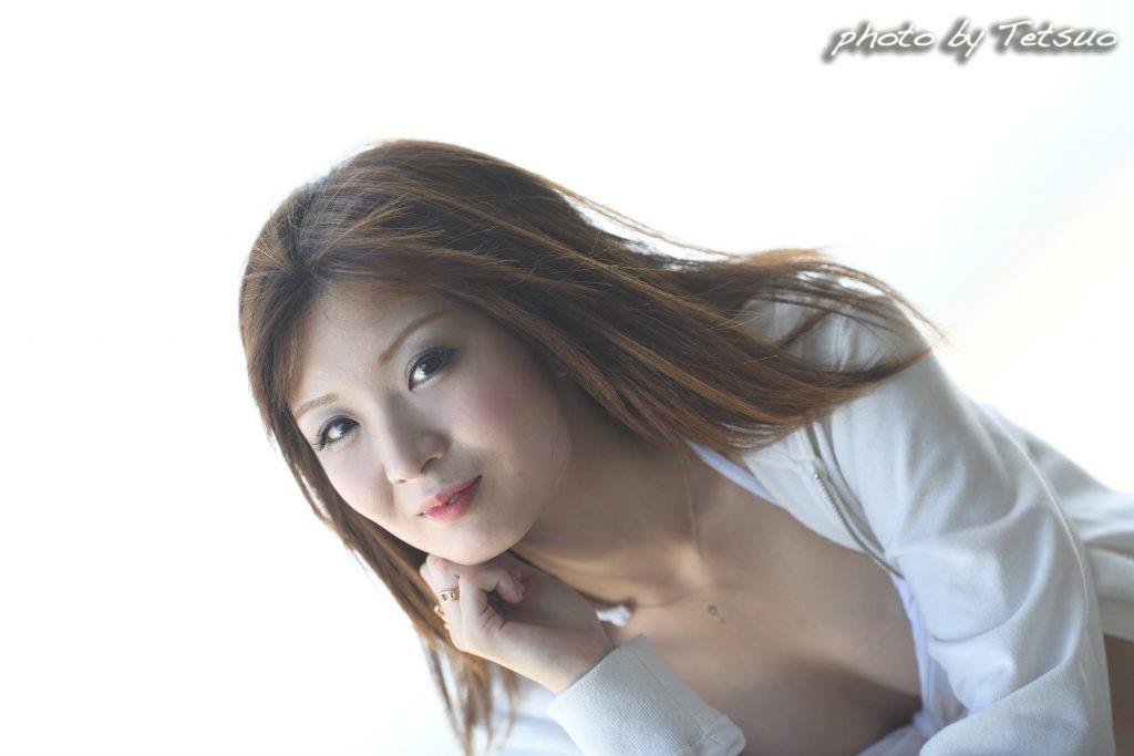 モデル:Mutsumi 撮影:てつお