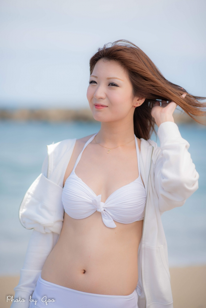 モデル:Mutsumi 撮影:Qoo