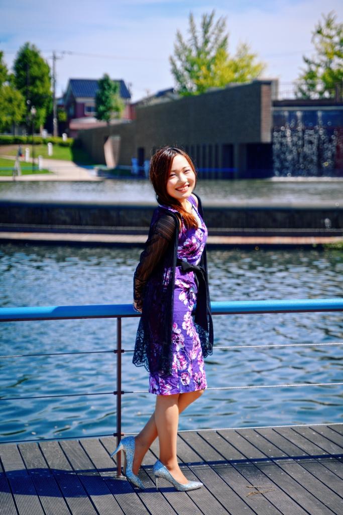 モデル:Kano 撮影:佐々木