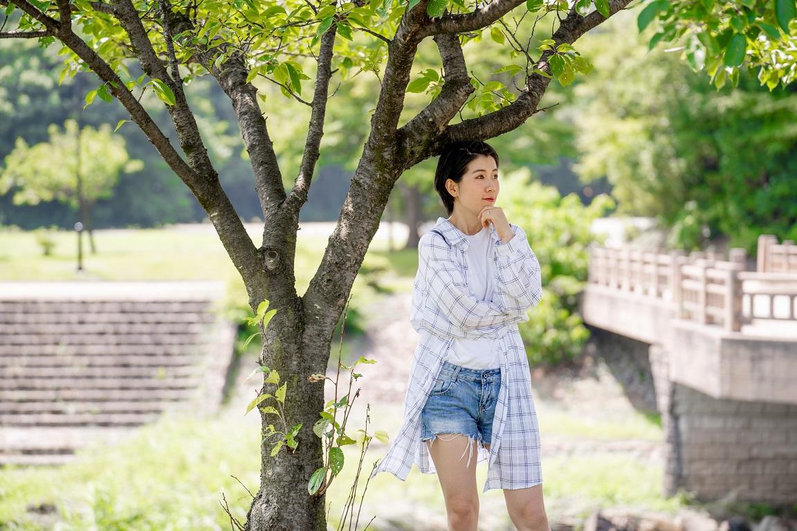 モデル:Masami 撮影:だっつん