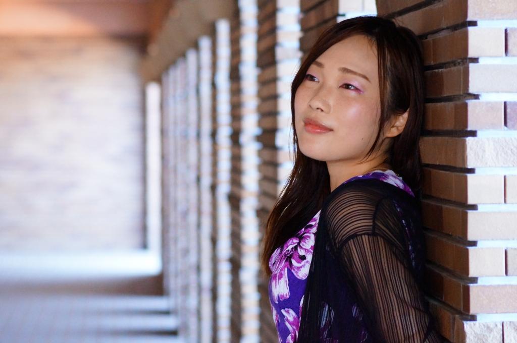 モデル:Kano 撮影:かたつむり