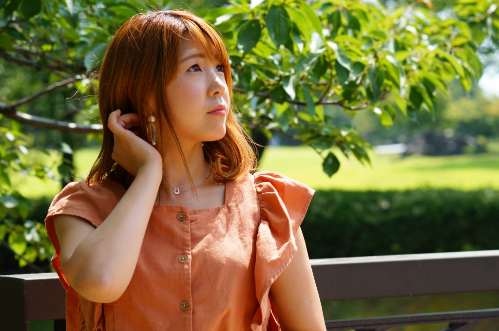 モデル:Rei 撮影:かたつむり
