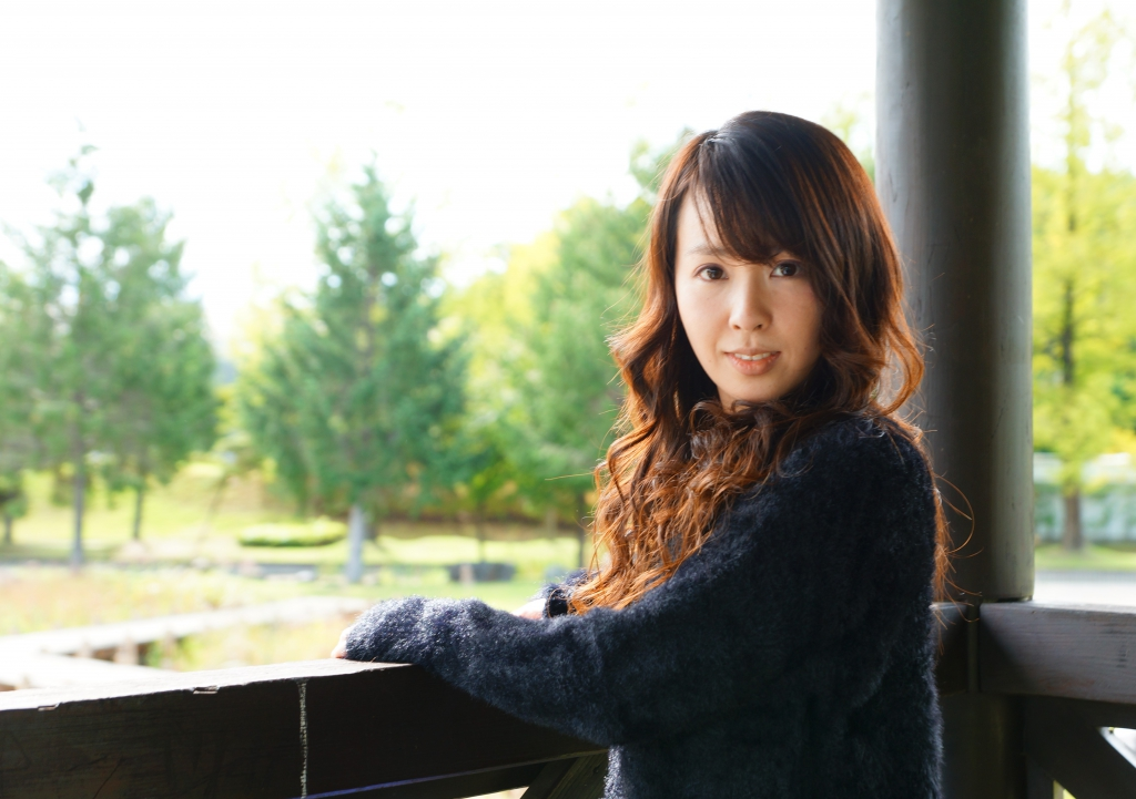 モデル:Sayuri 撮影:かたつむり
