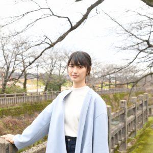 モデル:Kinako 撮影:スタッフ