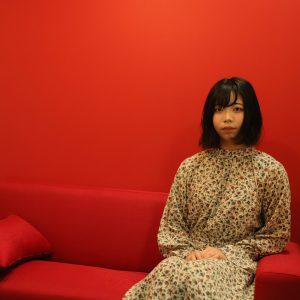 モデル:Aoi 撮影:スタッフ