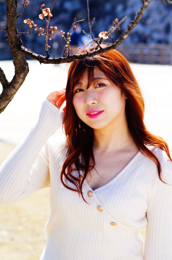 モデル:Leyna 撮影:かたつむり