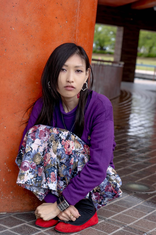 モデル:Saki 撮影:だっつん