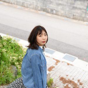 モデル:Mii 撮影:スタッフ