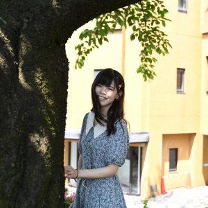モデル:Yukari 撮影:スタッフ