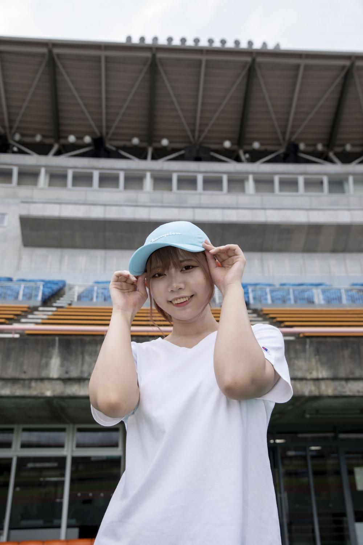 モデル:Aoi 撮影:フナ